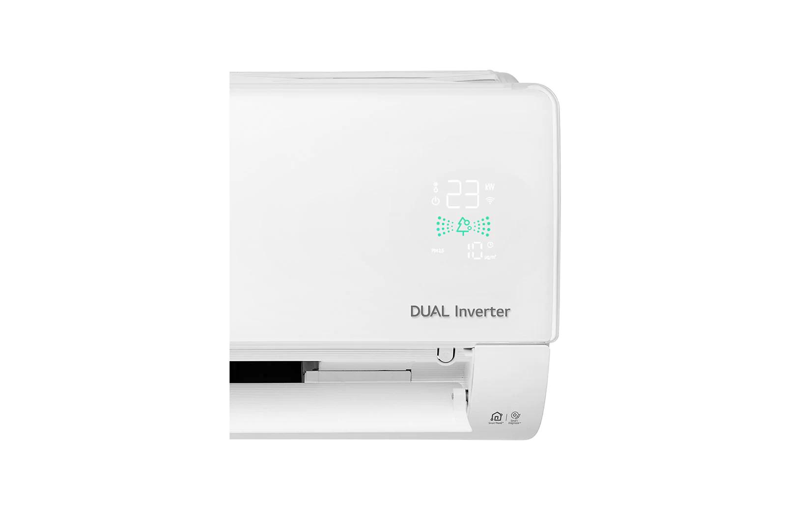 Klimatyzator LG DualCool